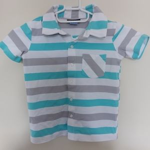 💰Boys Andy & Evan casual shirt size 5T